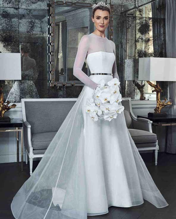 22c2cff7e4fc46b21fd3462fd39b898c donoghte.com  - ۶۲ مدل لباس عروس جدید و شیک ۲۰۲۱ برای سورپرایز عروسهای لاکچری