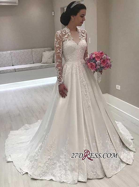 27356b81e9239b1308410dd58115bb2c donoghte.com  - ۶۲ مدل لباس عروس جدید و شیک ۲۰۲۱ برای سورپرایز عروسهای لاکچری