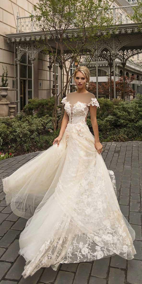 3586858fcddb7111ed05b27708c7d0b8 donoghte.com  - ۶۲ مدل لباس عروس جدید و شیک ۲۰۲۱ برای سورپرایز عروسهای لاکچری