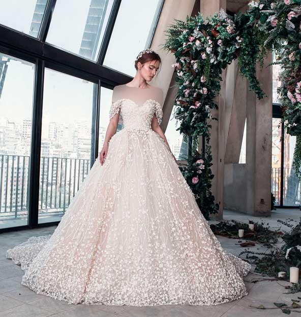 36b756800d3b46a6df8d2e9f88adf20b donoghte.com  - ۶۲ مدل لباس عروس جدید و شیک ۲۰۲۱ برای سورپرایز عروسهای لاکچری