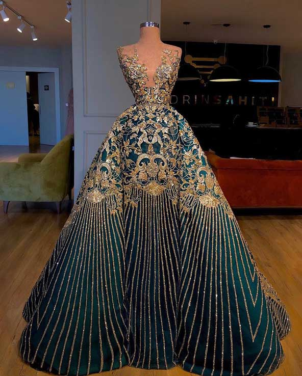 مدل لباس مجلسی ترکیه 2019