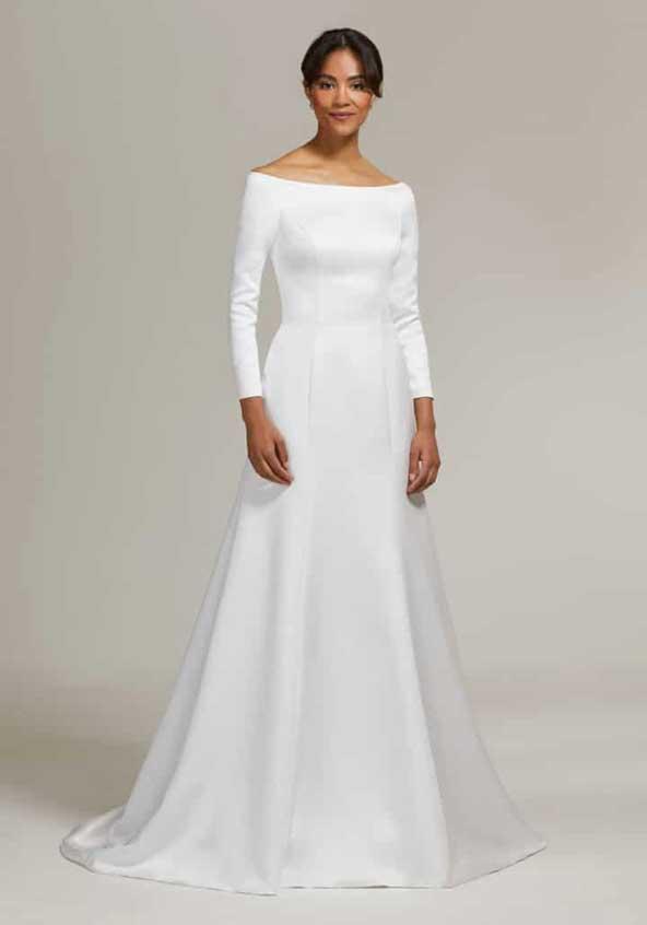 5b4c20836d5786ddba6f82851be6bed1 donoghte.com  - ۶۲ مدل لباس عروس جدید و شیک ۲۰۲۱ برای سورپرایز عروسهای لاکچری