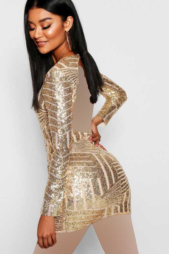 مدل لباس لمه مجلسی دخترانه 2019
