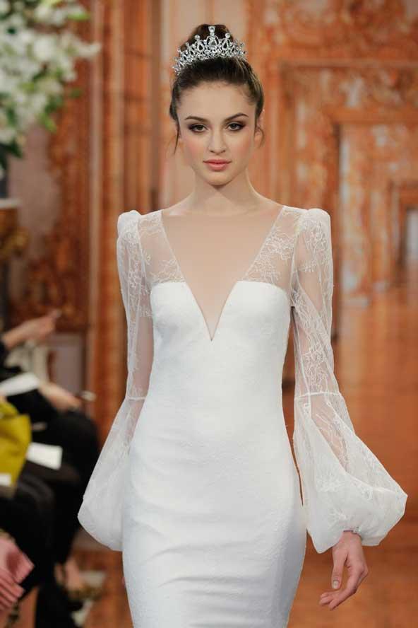 72faa09d42d05df7058302a03d804aa4 donoghte.com  - ۶۲ مدل لباس عروس جدید و شیک ۲۰۲۱ برای سورپرایز عروسهای لاکچری