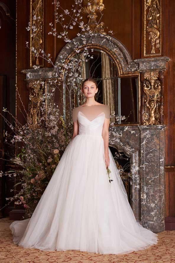 83087249b50fccef84acfe74eb96a868 donoghte.com  - ۶۲ مدل لباس عروس جدید و شیک ۲۰۲۱ برای سورپرایز عروسهای لاکچری