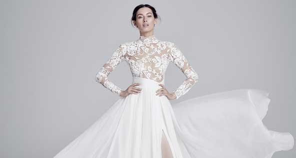 a3d1930eb2a284986cd41de14f138a5b donoghte.com  - ۶۲ مدل لباس عروس جدید و شیک ۲۰۲۱ برای سورپرایز عروسهای لاکچری