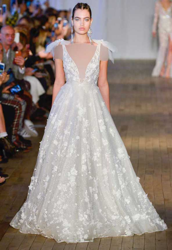 a5f0a94f8c21a5ac7b37ba7467406431 donoghte.com  - ۶۲ مدل لباس عروس جدید و شیک ۲۰۲۱ برای سورپرایز عروسهای لاکچری
