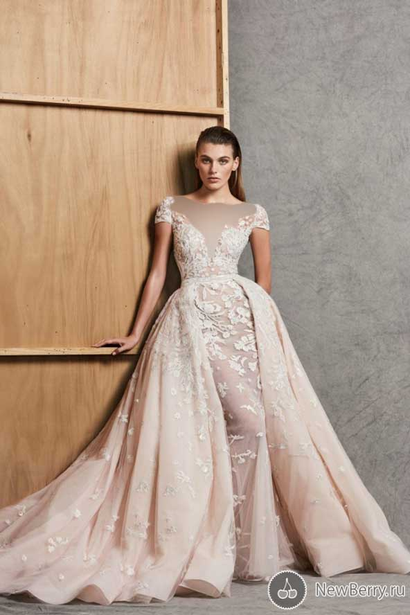 a7755a6ba409943ce039214dcc9739ab donoghte.com  - ۶۲ مدل لباس عروس جدید و شیک ۲۰۲۱ برای سورپرایز عروسهای لاکچری