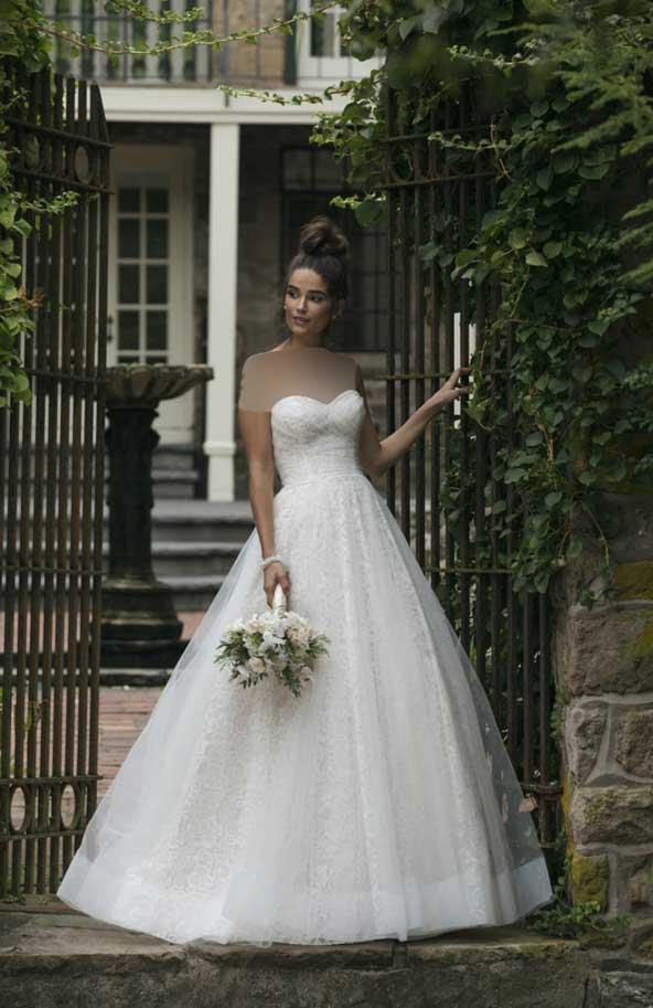 ab484b55bc874ad685f2e14fa97f2361 donoghte.com  - ۶۲ مدل لباس عروس جدید و شیک ۲۰۲۱ برای سورپرایز عروسهای لاکچری