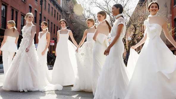 ade419846647ffed7f14c9d9e20da7ad donoghte.com  - ۶۲ مدل لباس عروس جدید و شیک ۲۰۲۱ برای سورپرایز عروسهای لاکچری