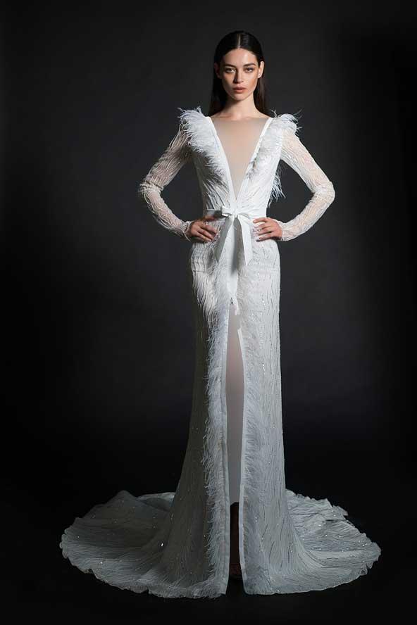 c08b9fa25d6249ecd086fd34ff0ba45f donoghte.com  - ۶۲ مدل لباس عروس جدید و شیک ۲۰۲۱ برای سورپرایز عروسهای لاکچری
