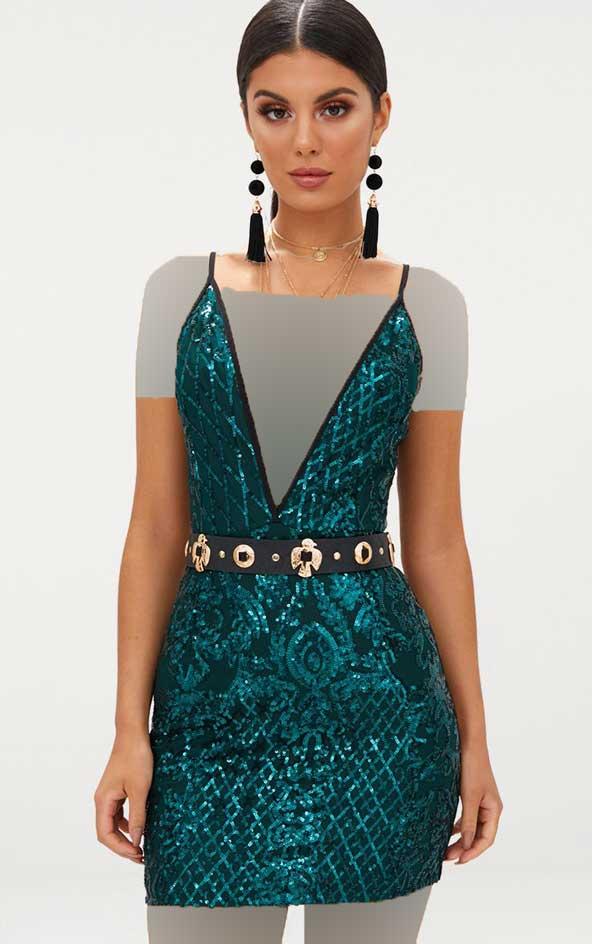 مدل لباس مجلسی لمه جدید