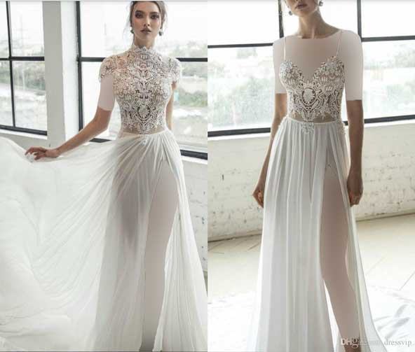 e8b37b31d5df9c658c7ea56e2c1d5806 donoghte.com  - ۶۲ مدل لباس عروس جدید و شیک ۲۰۲۱ برای سورپرایز عروسهای لاکچری