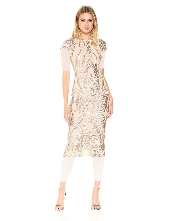 مدل لباس جدید با پارچه لمه