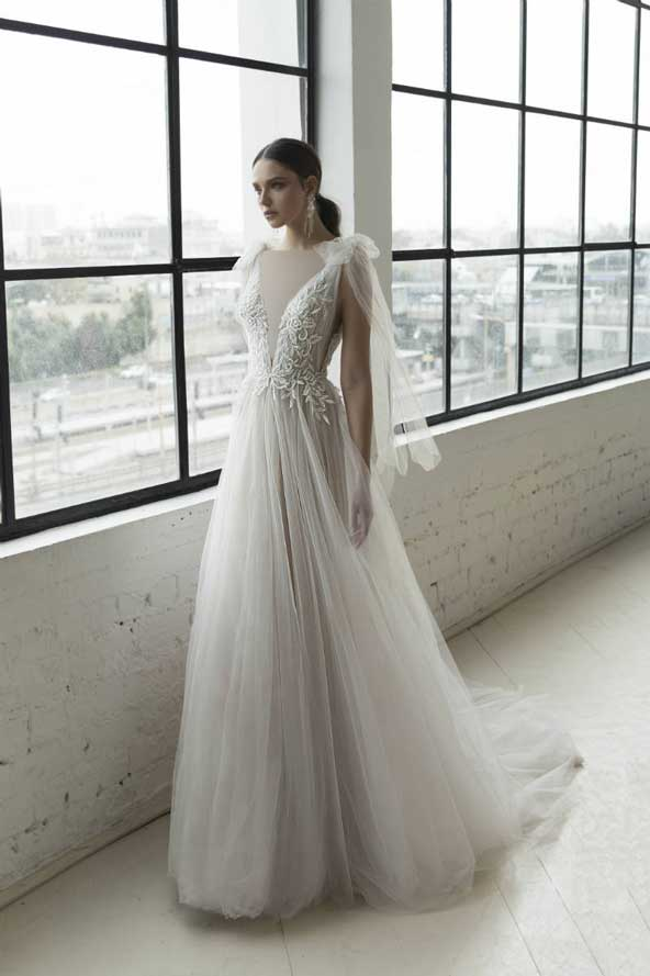 f53769be8993759a28c9bc253c213d0d donoghte.com  - ۶۲ مدل لباس عروس جدید و شیک ۲۰۲۱ برای سورپرایز عروسهای لاکچری