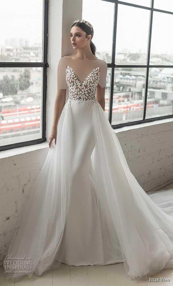 f561579568109781457ff8762d0f1b18 donoghte.com  - ۶۲ مدل لباس عروس جدید و شیک ۲۰۲۱ برای سورپرایز عروسهای لاکچری