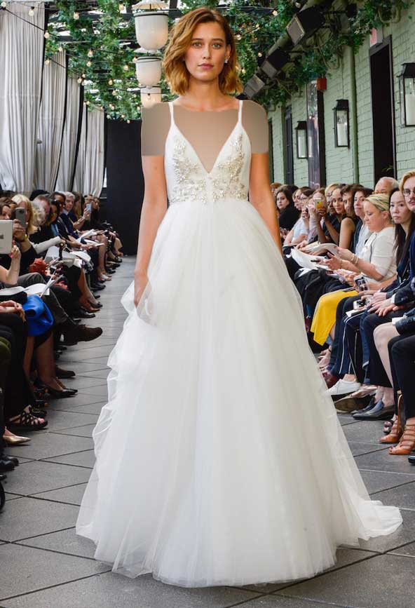 f8dc62f6102ceb34a586dcefea2cd373 donoghte.com  - ۶۲ مدل لباس عروس جدید و شیک ۲۰۲۱ برای سورپرایز عروسهای لاکچری