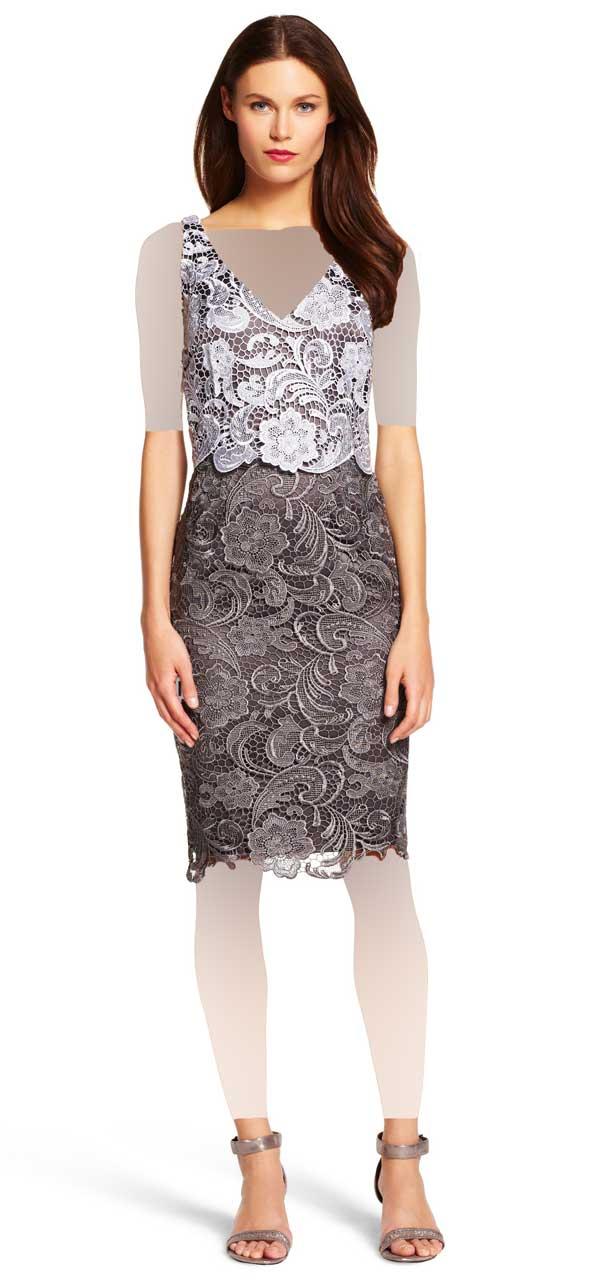 مدل لباس مجلسی گیپور جدید