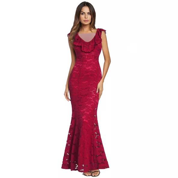 جدیدترین مدل لباس مجلسی بلند در اینستاگرام
