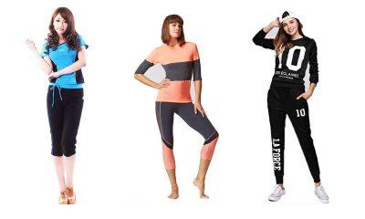 مدل لباس اسپرت دخترانه 2019