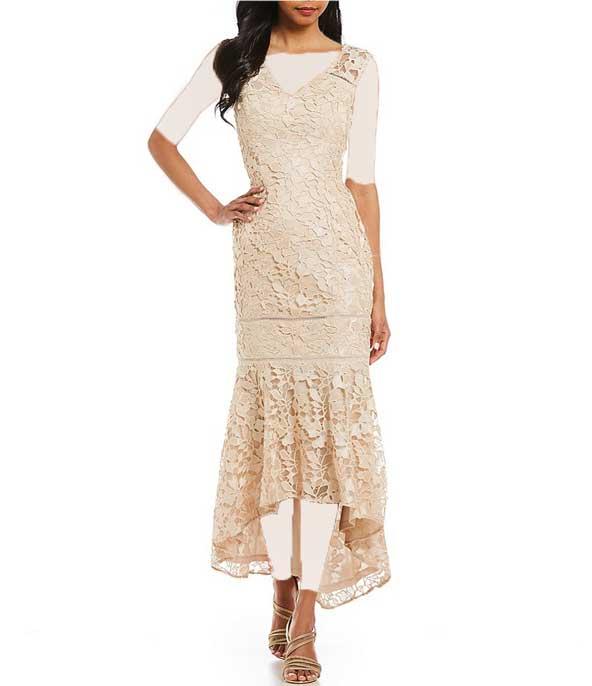 مدل لباس 2019 مجلسی گیپور