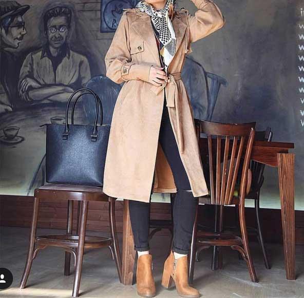 مدل مانتو دانشجویی باکلاس 2019