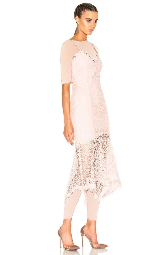 لباس مجلسی گیپور در اینستا