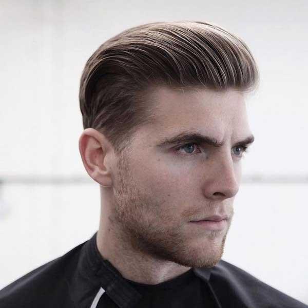 مدل مو جدید مردانه از بغل
