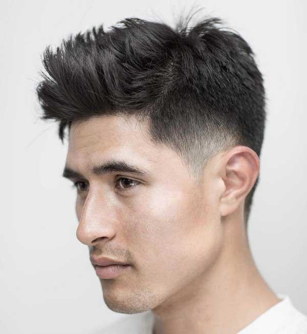 مدل مو ژورنالی مردانه جدید