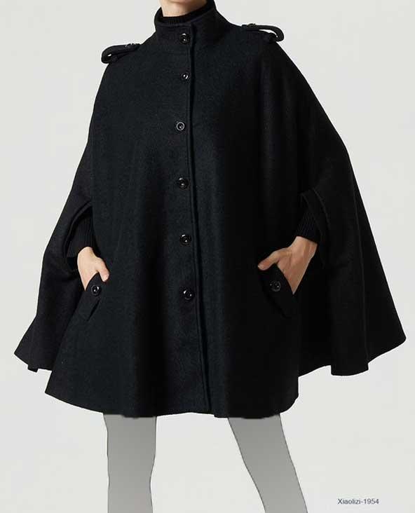 مدل شنل زنانه جدید زمستانی