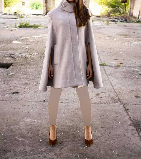 مدل پانچو 2019 دخترانه