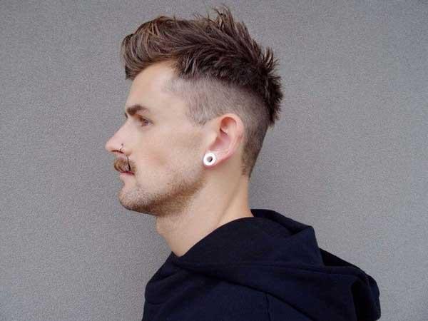 مدل های جدید مو مردانه 2019