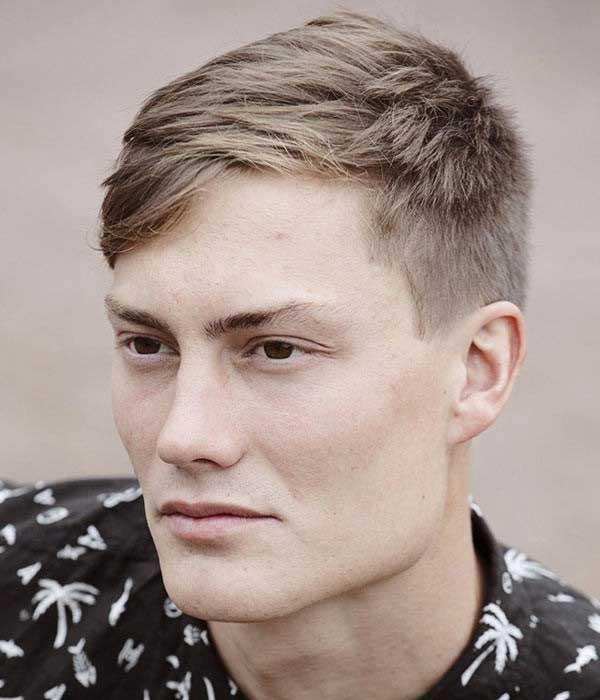 مدل جدید مو کوتاه پسرانه