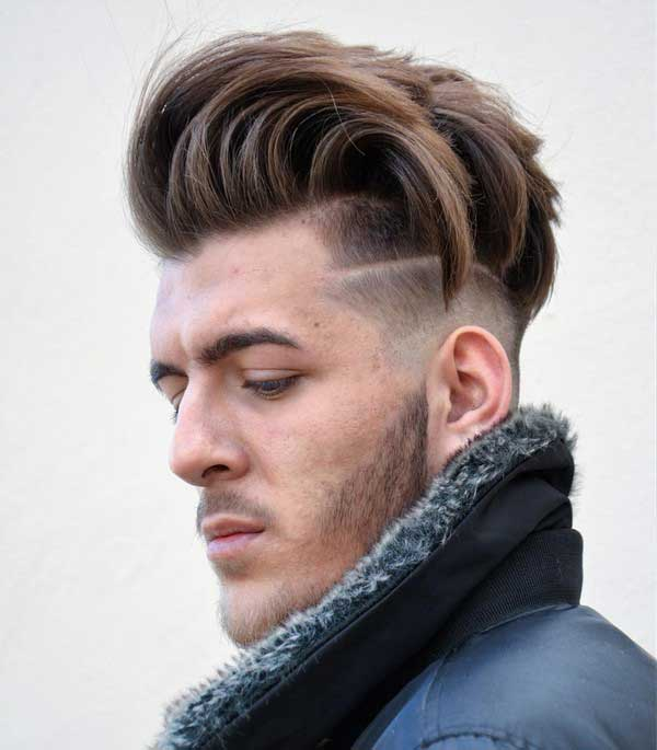 جدیدترین مدل مو خامه ای مردانه بلند