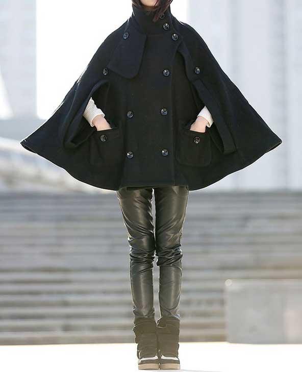شنل مخمل زمستانی دخترانه 2019