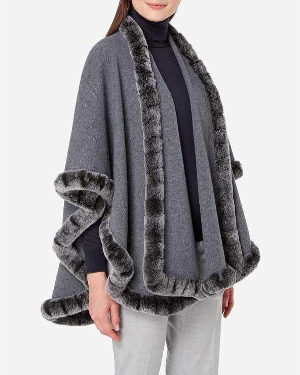 مدل شنل زمستانی شیک دخترانه