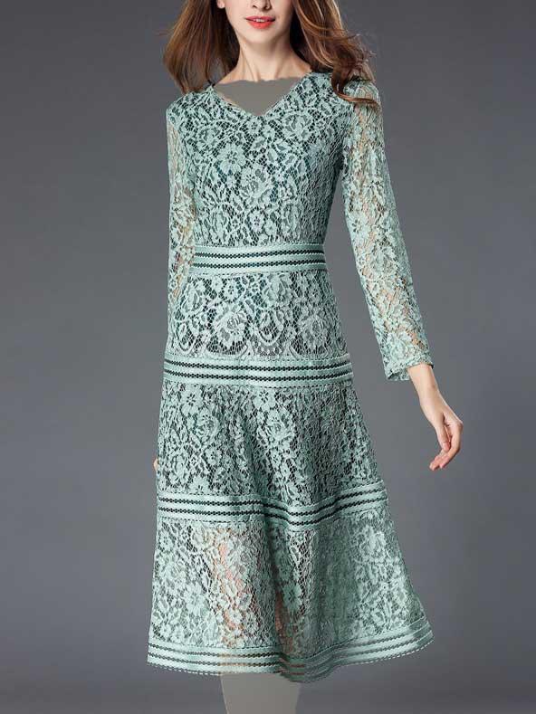 مدل لباس مجلسی گیپور 2019