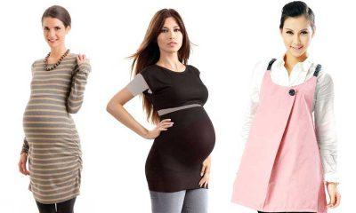 مدل لباس بارداری 2019