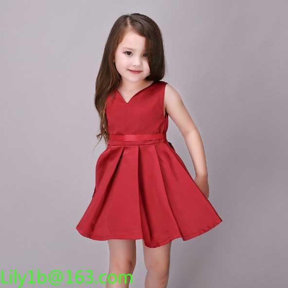 مدل لباس مجلسی بچه گانه کره ای دخترانه 2019