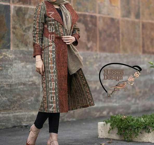 مدل مانتو مجلسی زنانه 2019 جدید