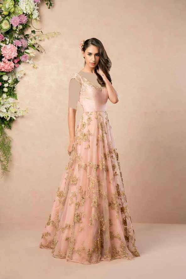 مدل لباس نامزدی زنانه ایرانی 98