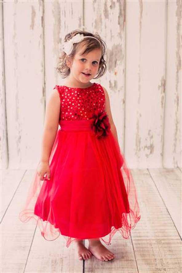 لباس مجلسی 2019 بچه گانه دخترانه زیبا