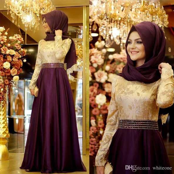 مدل لباس مجلسی پوشیده 2019 در اینستاگرام