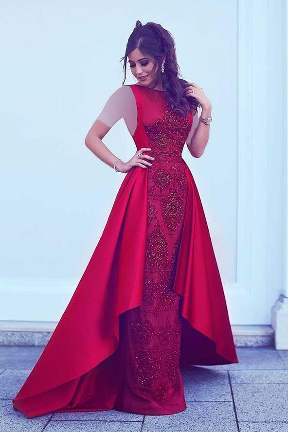 مدل لباس نامزدی شیک 2019