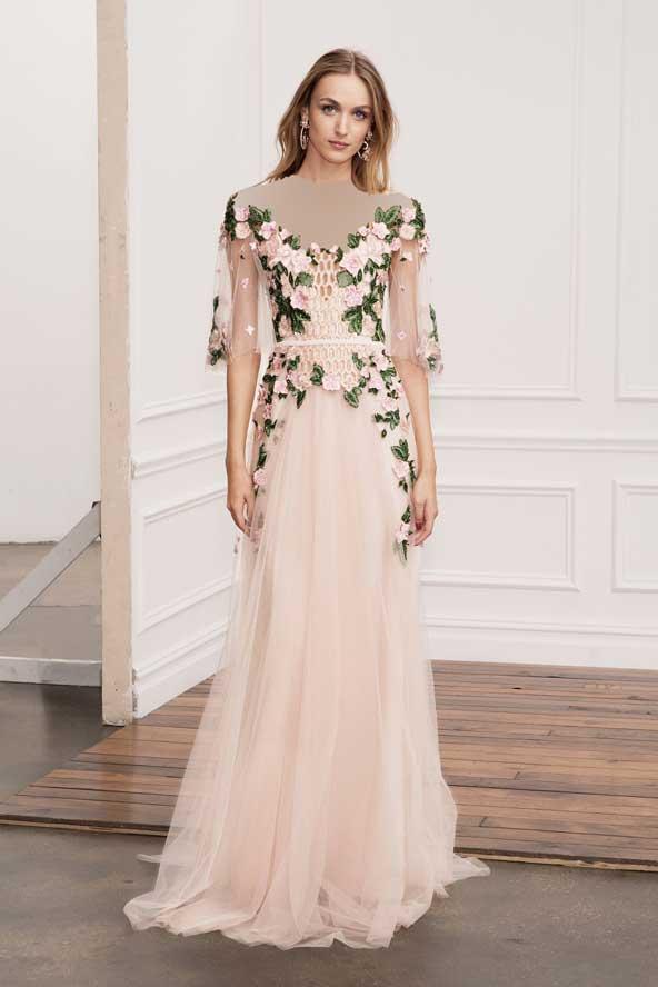 لباس بلند نامزدی 98 مدل جدید