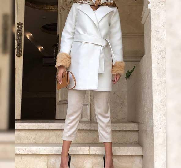 مدل مانتو کتی کوتاه 2019 زنانه