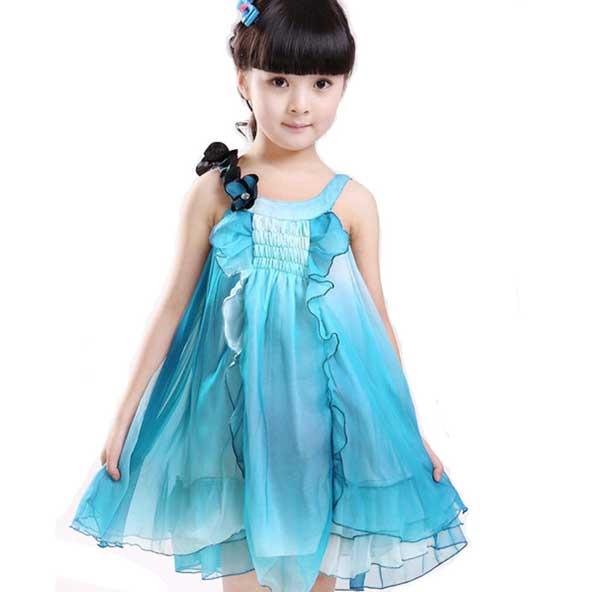 مدل لباس مجلسی دختر بچه 2019 اینستاگرام