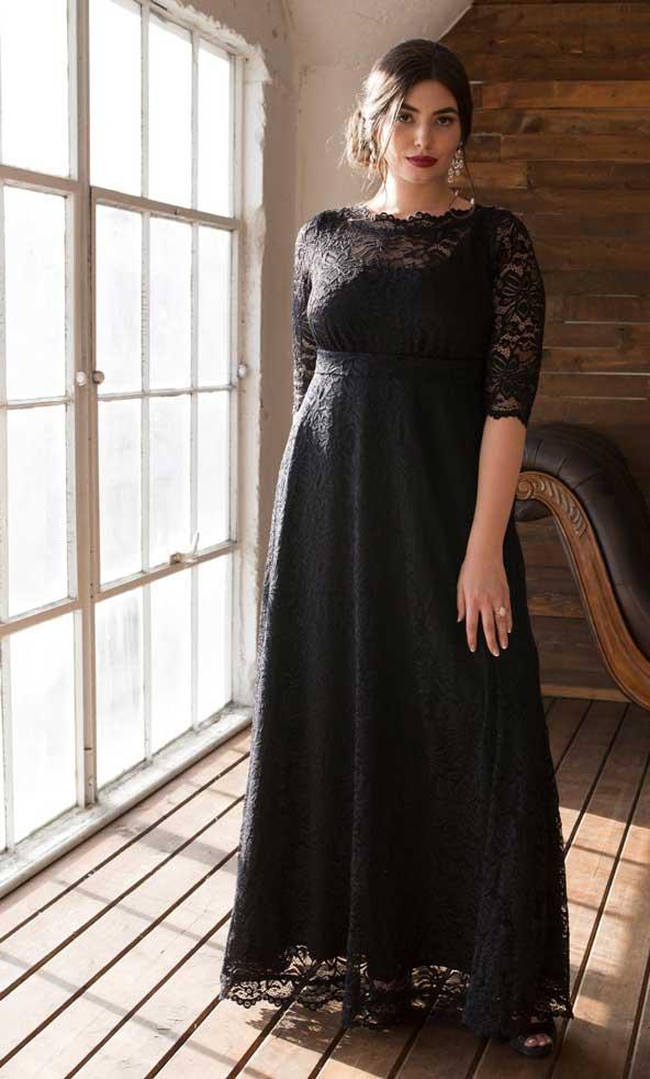 مدل لباس مجلسی 98 اینستا واسه خانمهای چاق