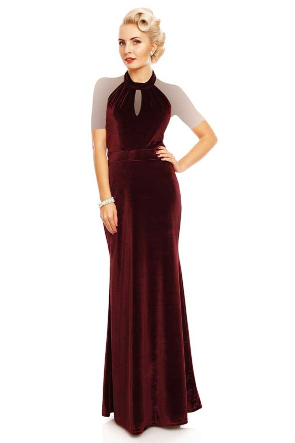 مدل لباس مجلسی دخترانه 2019 در اینستاگرام