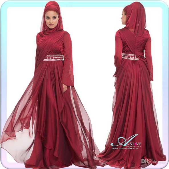 مدل لباس مجلسی 2019 پوشیده با پارچه ریون